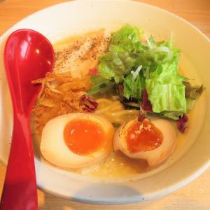 札幌流家系ラーメン麺GO屋白石店で鶏白湯・極☆驚くほどクリーミーなスープ☆