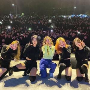 ヒョソン:「木浦港祭り」イベントステージ