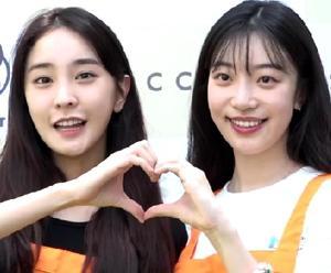 スミン&ナヒョン:イベント参加で久々に公の場に登場