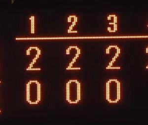 9/23 ホークス20回戦 序盤はともかく中盤以降結構ハラハラしてたのは私だけではないハズだ