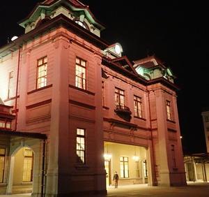 一か月ぶりの四国&9年ぶりの九州(3泊6日)(22) 旅の最後はライトアップの門司港駅訪問