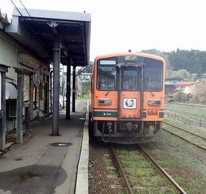 GW東北旅(二日目)⑤ 津軽中里駅到着で津軽鉄道完乗・・・ではない