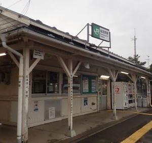 GW東北旅(4日目)① 朝食前に仙北町駅訪問
