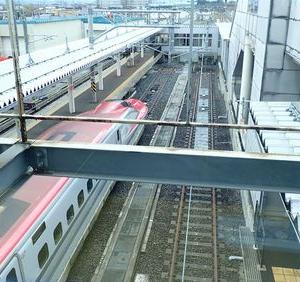 GW東北旅(4日目)② 田沢湖線(秋田新幹線)初乗車・・大曲駅でバスに乗り替え六郷湧水群へ