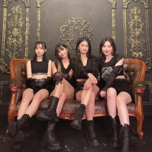 #홍의진 ウィジン:K-Tigers TVに再びゲスト参加・・今度は4人組ユニットでaespa カバー