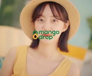 #박세완 パク・セワン生誕前夜祭:「mango drop」CMメイキング