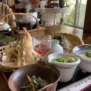 門前の宿坊料理 【山香荘】