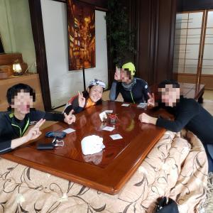 冬のライドにおすすめ!!三田市にある自転車工房エコーで美味なランチとこたつを満喫するポタ【前編】
