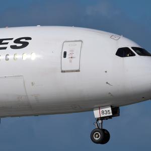 JAL Boeing 787-8 Dreamliner JA835J