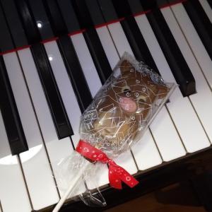 ピアノのペダル♪