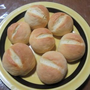 久しぶりにパン焼いてみました