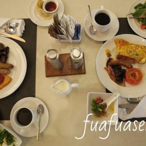 せイルズインザデザートホテルの朝食ビュッフェが優雅すぎた