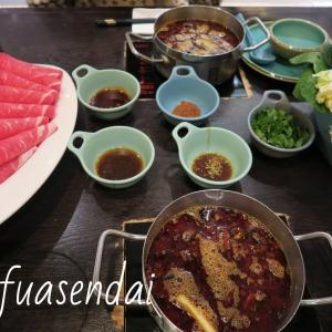 メルボルンの中華街で激辛火鍋!天府川菜館