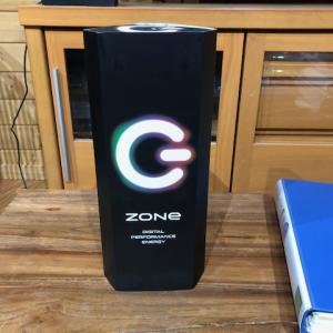 エナジードリンク「ZONE」をおかわりした件