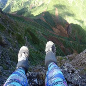 南アルプスの女王に登りたかったなぁ…〔八ヶ岳赤岳(日本百名山)〕