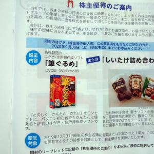 富士ソフト優待案内と日経平均暴落に買い向かい第4弾~