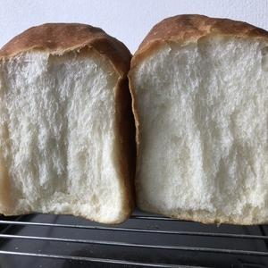 牛乳仕込の山食パン~ほんのり甘い香り、しっとりやわらか