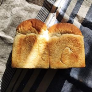 ホシノ天然酵母を使った山食パン