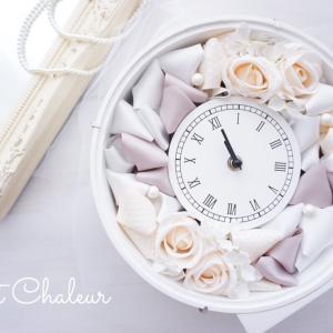 幸せの時を刻む花時計レッスン♡Twinkle  by SUCRECOCO【レッスン詳細】