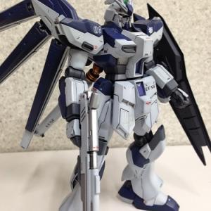 HGUC 1/144 RX-93-ν2 Hi-νガンダム