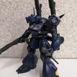 """ガンプラ """" HGUC 1/144 MS-18E ケンプファー """""""