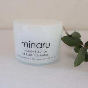 【minaru薬用アクネジェル】を実際に使ったレビュー&口コミ ニキビ予防に効果ある?