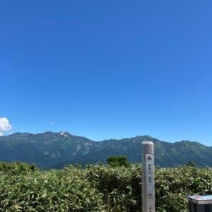 赤兎山行ってきましたー!!