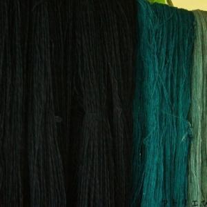 手織り教室3年目、新メニュー