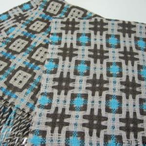 deflected double weave 3作目 織り上がり