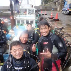 12月30日(月)うばら2ボート&体験ダイビング♪