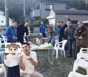 1月9日(木)勝浦ダイビング協会の新年会♪