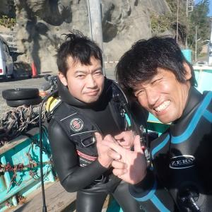 11月28日(土)うばら2ボート&2ビーチ&体験&DM講習♪
