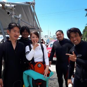 7月31日(土)うばら1ビ1ボ&体験ダイビング♪