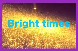 Bright timesを意識して過ごそう 〜 明るい気持ちになれる時間 〜