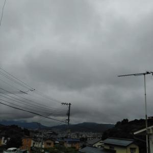 不動明王の言葉     今日も雨は止みませんね