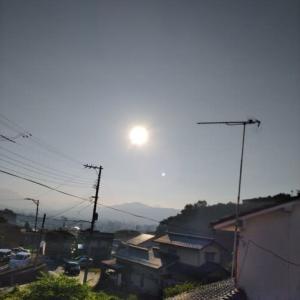 ガイアの言葉   朝から暑い!そんな日でした