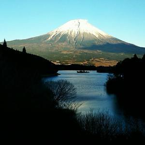 静岡県に富士山を見に行ったら、「赤富士」が見れました 2018-12-30