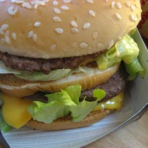 太る方法にマクドナルドという誤解・・・