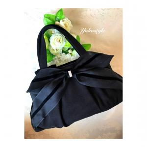 ♡ 冠婚葬祭用 セレモニー リボンバッグ