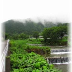 川の辺…♪