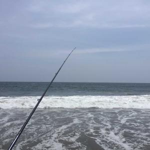 6.06釣行 今日も仙南サーフへ