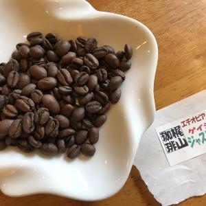 雑味のないクリアなコーヒーを求めて【梶山珈琲】へ