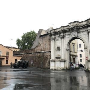 5日目ポルタ・ポルテーゼの蚤の市へ ローマアパート暮らし18泊