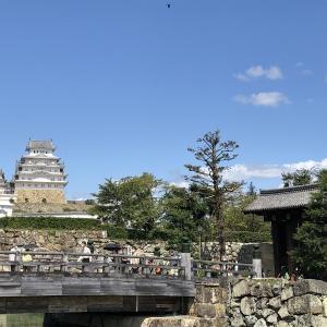 【BA修行】9月21日(月) 第1回修行 姫路城に行って来ました