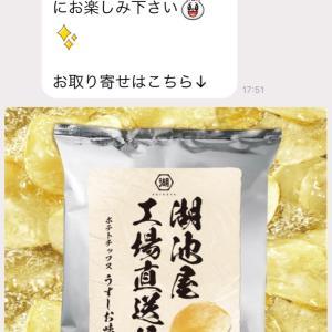 【工場直送便】湖池屋ポテトチップス