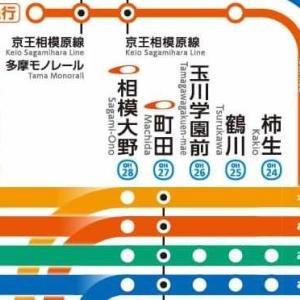 小田急沿線自然ふれあい歩道「第2エリア 読売ランド前駅~本厚木駅」のまとめ