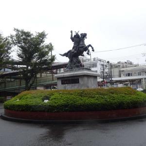 JR「駅からハイキング」に初参加 府中本町駅~西府駅 2020.9.26
