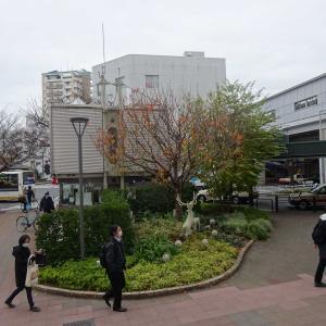 多摩市-7 バードウォッチングコース TOKYO Walking Map 2020.12.2