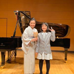 発表会の写真、お待ちしてまーす♪ (船橋市・ピアノ教室)