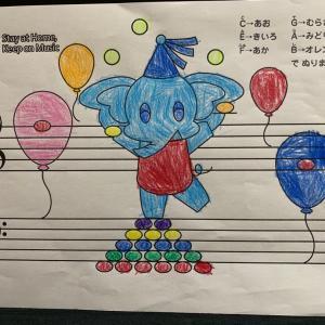 年長さん♪仲間入り♪ (船橋市・ピアノ教室)